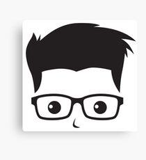Geek/Nerd Sincere yet Fun - 3 Canvas Print