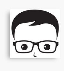 Geek/Nerd Sincere yet Fun - 4 Canvas Print