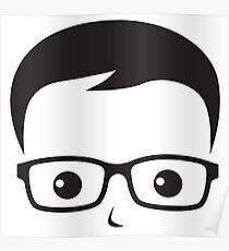 Geek/Nerd Sincere yet Fun - 4 Poster