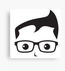 Geek/Nerd Sincere yet Fun - 6 Canvas Print