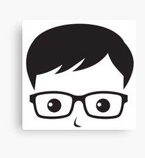 Geek/Nerd Sincere yet Fun - 8 Canvas Print