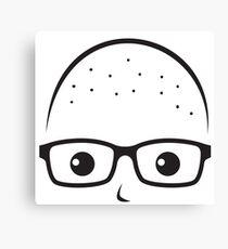 Geek/Nerd Sincere yet Fun - 9 Canvas Print