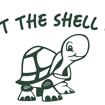Shut the shell up ! by ggwp