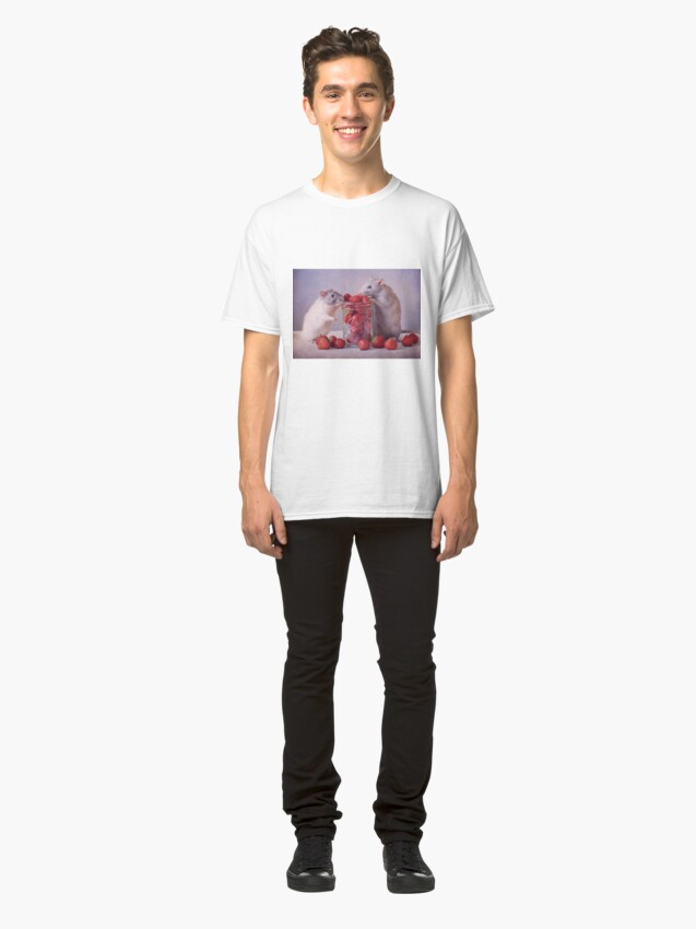 Alternate view of Jimmy and Snoozy Classic T-Shirt