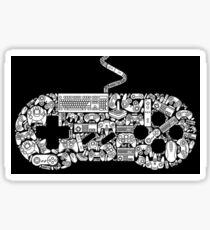Gaming Controller Sticker