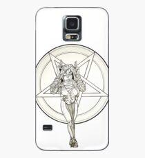 satanist Case/Skin for Samsung Galaxy