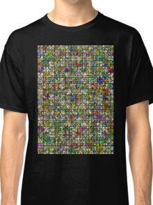 Jigsaw Junkie Mesh Classic T-Shirt