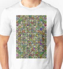 Jigsaw Junkie Mesh T-Shirt