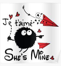 She's mine Poster