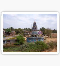 Temples Sticker