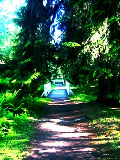 Bridge to fairyland by Revyy