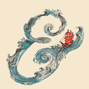 Water Ampersand by franciscomartns