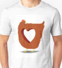 Chicken heart T-Shirt