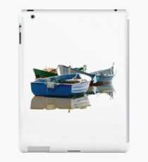 Flying on the water. iPad Case/Skin