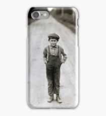 Want any more MEN By Lewis Wickes Hine,  iPhone Case/Skin
