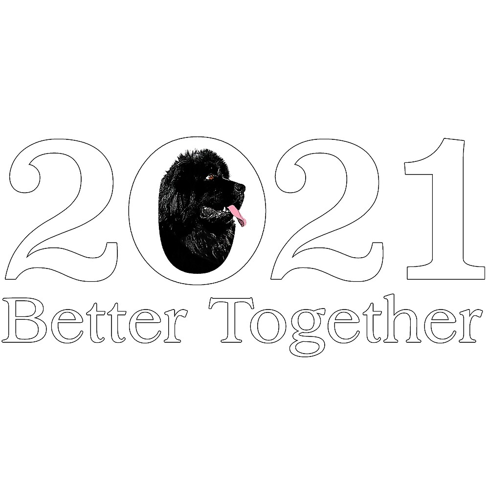 2021 Better Together  by Christine Mullis