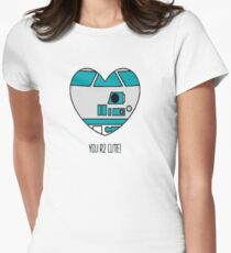 Star Wars - Love  Women's Fitted T-Shirt