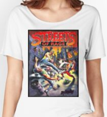 Streets of Rage ★ Women's Relaxed Fit T-Shirt