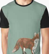 Mr Fox Graphic T-Shirt