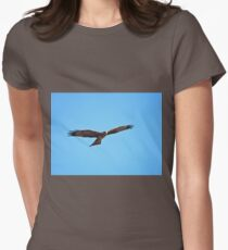 Black Kite Soaring T-Shirt