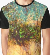 Multiple exposure Graphic T-Shirt