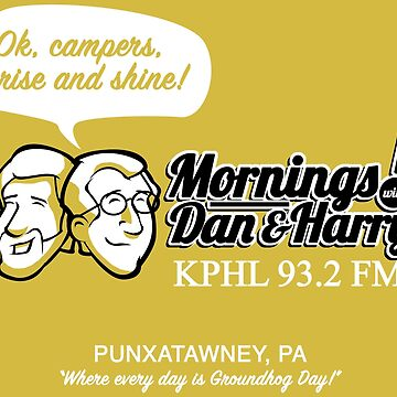Mornings with Dan & Harry, KPHL 93.2 FM by BlankCanvasDJ