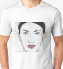 Portrait of A Woman Unisex T-Shirt