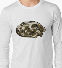 Lion Skull Long Sleeve T-Shirt