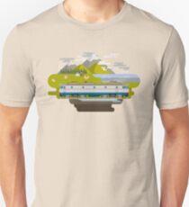Railway Locomotive #40 Unisex T-Shirt