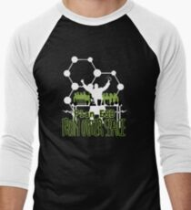 Plan ESB From Outer Space Men's Baseball ¾ T-Shirt