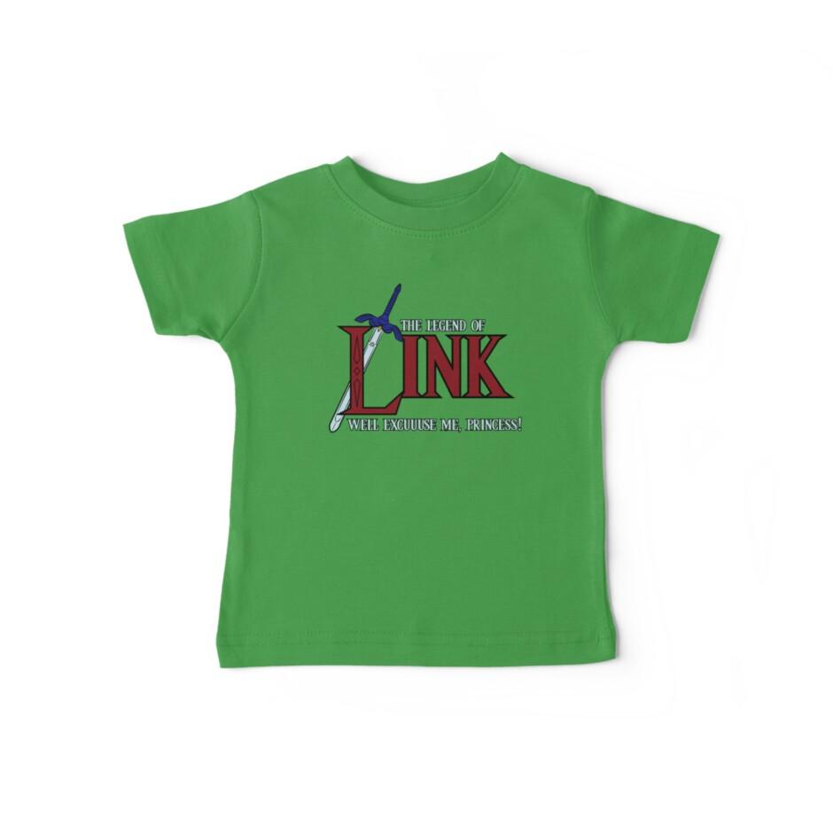 Legend of Link by Stephanie Greenwood