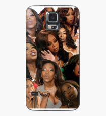TIFFANY POLLARD: Collage Case/Skin for Samsung Galaxy