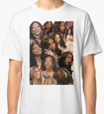 TIFFANY POLLARD: Collage Classic T-Shirt