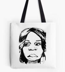 TIFFANY POLLARD: Sketch Tote Bag