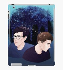 Dan and Phil Starry Sky iPad Case/Skin