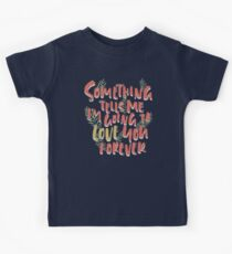 Love you Forever Kids Clothes