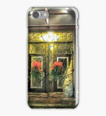 Shop Front iPhone Case/Skin