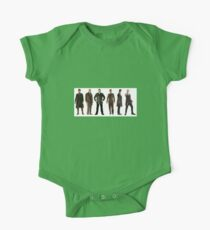 Doctor Who Lineup Kids Clothes