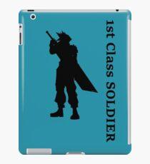 Midgar SOLDIER iPad Case/Skin