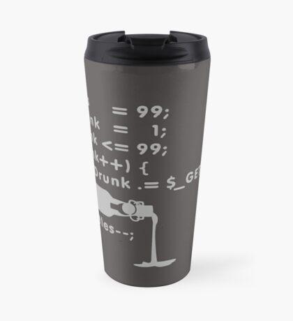 PHP: 99 bottles o' beer VRS2 Travel Mug