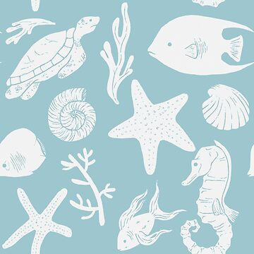 Sealife Pattern by shargreaves