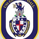 USS Gunston Hall (LSD-44) Navy Patch by shortsleeve