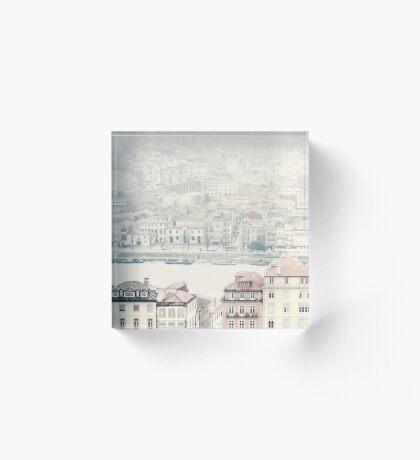 Porto Acrylic Block