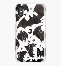 Bat Heart iPhone Case
