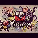 Volkswagen Mashup by kirsten-designs