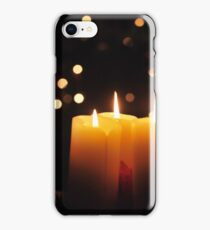 Our Advent Candles iPhone Case/Skin