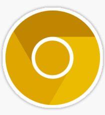 Google Canary Sticker
