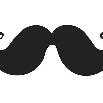 Moustache  by kirsten-designs