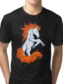 Untamed Stallion Tri-blend T-Shirt