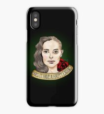 Does it have a happy ending? iPhone Case